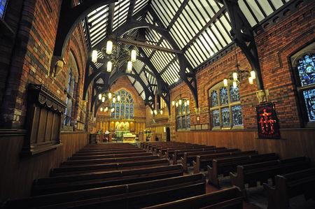 Birkenhead School Chapel Choral Evensong
